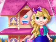 game Princess Doll House Decoration