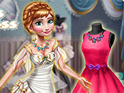 game Princess Dream Dress