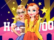 game Princess Hollywood Themed Dress-up