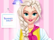 game Princess Kitchen Stories: Ice Cream