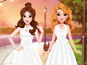 game Princess Retro Chic Dress Design