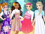 game Princess Shirts N Dresses
