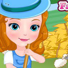 game Princess Sofia Farm Challenge