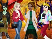 game Princess Urban Outfitters Autumn