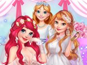 game Princess Wedding Transformation