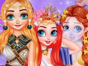 game Princesses Become Magical Creatures
