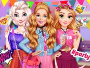 game Princesses Dorm Party