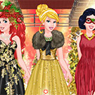 game Princesses New Year Fashion Show