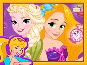 game Princesses Tea Party