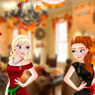 game Princesses Thanksgiving Day