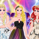 game Princesses Vip Party
