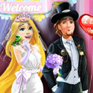 game Rapunzel's Wedding Party