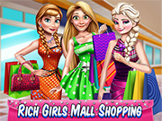 game Rich Girls Mall Shopping