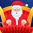 game Santa Claus Spa Salon