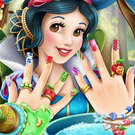 game Snow White Nails