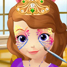 game Sofia The First Face Art