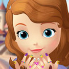 game Sofia The First Great Manicure