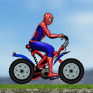 game Spiderman Dead Bike