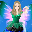 game Splendid Fairy Dress Up
