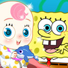 game SpongeBob And Patrick Babies