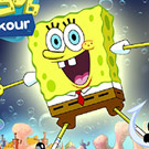 game Spongebob Bubble Parkour