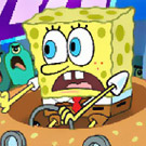game Spongebob Bumper Car