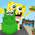 game Spongebob Burger Express
