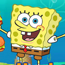 game Spongebob Cannon Hamburgerun