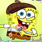 game Spongebob Draws Something