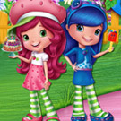 game Strawberry Shortcake Sweet Shop