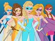 game Super Princesses H5
