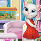 game Talking Angela House Fix