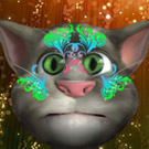 game Talking Tom Face Art
