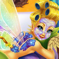 game Tinker Bells Tiny Spa
