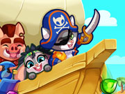 game Treasurelandia - Pocket Pirates