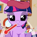 game Twilight Sparkle Flu Treatment