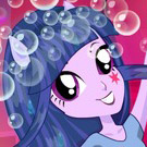 game Twilight Sparkle Hair and Makeup