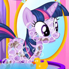 game Twilight Sparkle Makeover