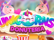 game Unicorns Donuteria