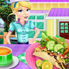 game Yummy Taco Cooking