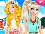 game Princesses Welcome Summer Party